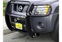 Nissan Frontier Grill Guard Installation Amazon for Nissan Frontier Xterra Front Bumper Protector Brush